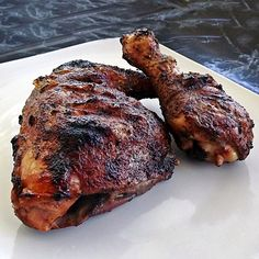 The Best Grilled Chicken Ever. This dry rub would be good to give as a hostess gift.