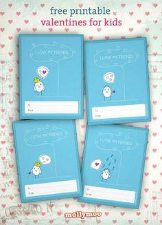 Valentine's Day Ideas (FREE PRINTABLES!!) - CafeMom