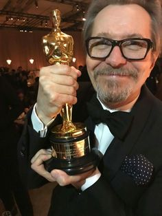 "Gary Oldman for "" Darkest Hour,"" 2018"