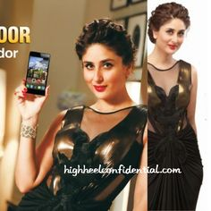 Pakistan's leading mobile company has snagged Kareena to be the face of the brand and one of the first ads features her wearing an Amit Aggarwal gown. Our only complain, why haven't we seen her in Amit's designs in real life yet? She'd rock 'em! Kareena Kapoor in Amit Aggarwal In QMobile Pakistan Ads Photo …