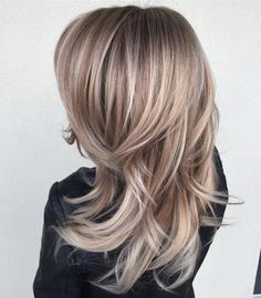 nice 50 Ideas on Light Brown Hair with Highlights - Lovely and Trending