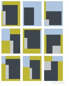 Quadrat, Rechteck 3