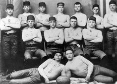 Remember when tug of war was a Olympic sport? How about when Yale was a powerhouse in football? This is a collection of vintage sports photos from the earliest years of photography until College Football Teams, Tug Of War, Olympic Sports, Team Photos, Sports Pictures, Olympics, The Past, History, Wedding Things