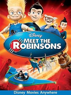 songs used in meet the robinsons