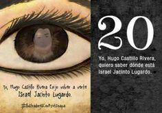20 Israel Jacinto #YaMeCanse30 #EsElEstado #DestitucionyJuicioEPN