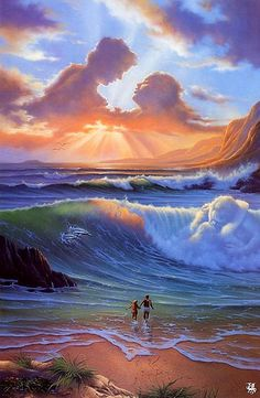 Romantic Day by Jim Warren by nathy_0308, via Flickr