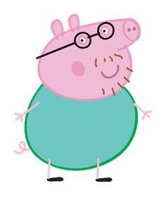 Peppa Pig Images, Peppa Pig Cartoon, Peppa Pig Teddy, Peppa Pig Painting, Peppa Pig Stickers, Peppa Pig Wallpaper, Papa Pig, Peppa Pig Birthday Invitations, Pig Png