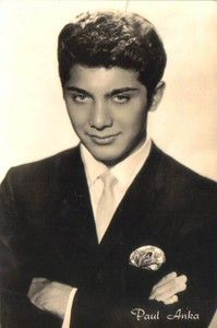 July 30 Happy birthday to Paul Anka 60s Music, Music Icon, Music Tv, Music Bands, Logan And Jake, Life In The 1950s, American Bandstand, Teddy Boys, Good Old Times