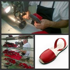#artisanal #sandals #shoes #production in #spain