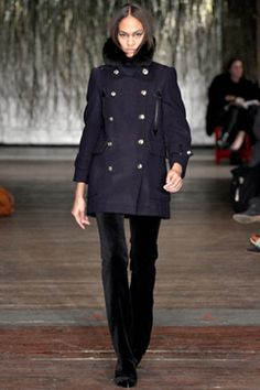 Altuzarra Fall 2012 Ready-to-Wear Collection