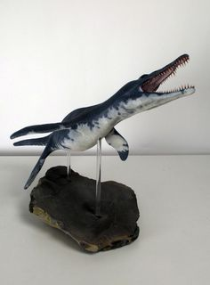 Pliosaurus macromerus 5 by Thomasotom on DeviantArt