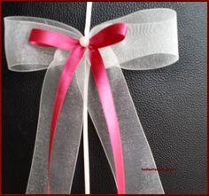 Antennenschleifen Autoschleifen Hochzeit von Autoschmuck auf DaWanda.com
