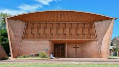 this revolutionary church design remains equally fascinating and beautiful to this day. let's take a look.