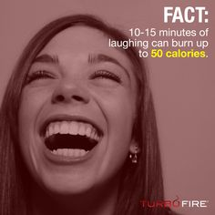 Another reasons to get laughing! #fact #motivation