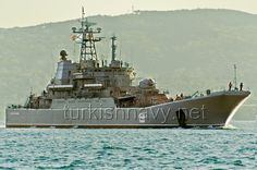 Photos Of BlackSeaFor Ships, As They Arrived In Istanbul