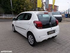 Second hand Peugeot 108 - 5 890 EUR, 124 000 km, 2015 - autovit. Peugeot, Cars And Motorcycles, Toyota, Safari, Abs, Vehicles, Crunches, Abdominal Muscles, Car