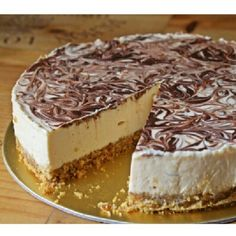 Amarula cheesecake~no bake More