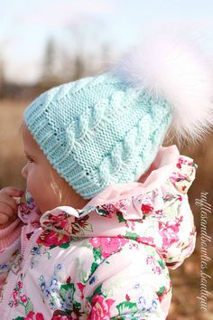 Perfect for keeping your little warm and stylish this season, this beautiful knit beanie is the perfect accessory for all of hers or his winter outfits! Fits NB - 4 Yrs Please Note: Kryssi Kouture ite