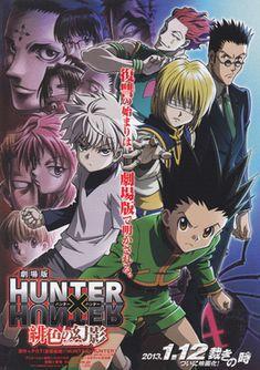 Hunter X Phantom Rouge Movie