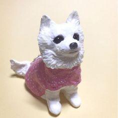 #犬 #ペット #愛犬 #dog #pet #雑貨 #人形 #dool #おもちゃ #toy #ハンドメイド #handmade #動物 #animal #インテリア #小物 #チワワ #chihuahua
