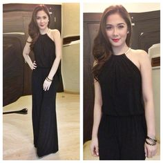 .@stylelistinc   @Maja andres in @bebephilippines for #CobyKyros presscon styled by Head S...   Webstagram - the best Instagram viewer