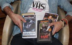 Brilliant! VHS designs of popular TV shows and movies: http://golem13.fr/hipster-vhs-paris/ …  #design