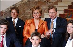 Luxembourg Grand Ducal Family Picture Thread, Part 1 - Page 3 - The Royal Forums