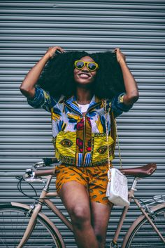 http://www.asiyamigold.com/asiyami-gold/hello-brooklyn ~African fashion, Ankara, kitenge, African women dresses, African prints, Braids, Nigerian wedding, Ghanaian fashion, African wedding ~DKK