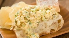 Kip curry salade