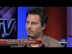 Timothy Alberino on SKY WATCH! | L.A. Marzulli  Must See these DVD's: True Legends & The Unholy See