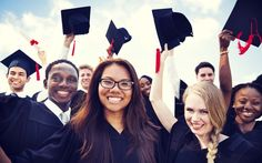 Realizations you have sitting in the audience or even standing as a graduate in a graduation ceremony.