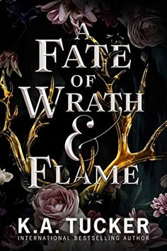 A Fate of Wrath & Flame (Fate & Flame Book 1) - Kindle edition by Tucker, K.A. . Paranormal Romance Kindle eBooks @ Amazon.com. Fantasy Romance, High Fantasy, Fantasy Books, Book Club Books, Book 1, Wild Book, Elemental Powers, Paranormal Romance, Used Books