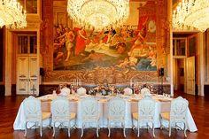 Vista Alegre põe a mesa no Palácio Nacional da Ajuda