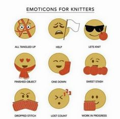 emoticons-for-knitters