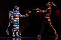 Cirque du Soleil returns to its roots with Kooza | The Columbus Dispatch