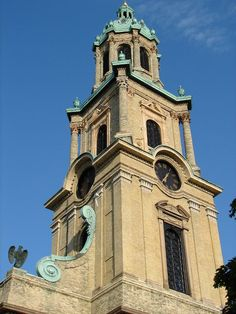 Bastille Days Milwaukee Cathedral of St. John the Evangelist