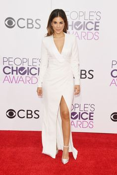 Liz Hernandez - Every Look from the 2017 People's Choice Awards  - Photos