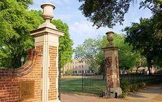 The Horseshoe. University of South Carolina.