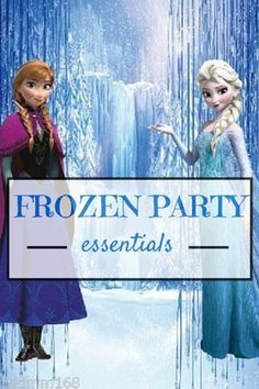 Frozen Party Essenti
