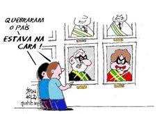 Crise Política, Social e Econômica...