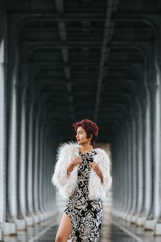 Paris photoshoot + my Fashion