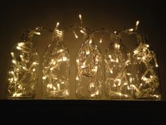 Light in the bottle