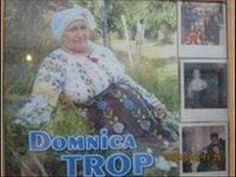 Domnica Trop - Fir-al naibului de deal (doină) Ara, Folklore, Album, Traditional, Artist, Painting, Romania, Youtube, Musica