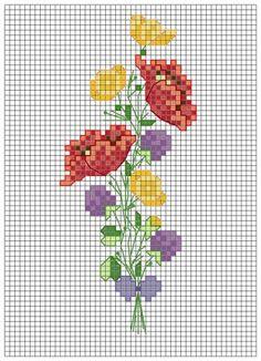 Un arrivederci al mese di Giugno 2011 che si conclude oggi ! un saluto con mazzo di fiori che spuntano nei campi e nei...