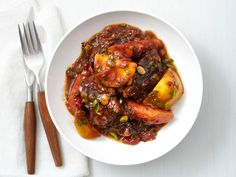 Slow-Cooker Caribbean Beef Stew from FoodNetwork.com