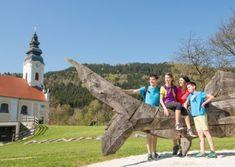 Die kleine große Donau in Engelhartszell kennen lernen Park, Getting To Know, Playground, Tourism, Road Trip Destinations, Parks