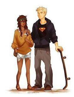 Piper y Jason