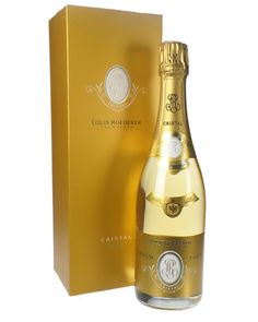 Louis Roederer Cristal Champagne Gift