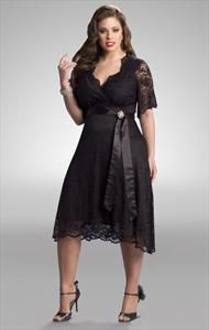black dress - oooh! nice. vintage and modern sexy with class.