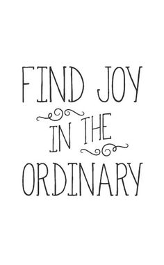Find Joy Wall Decal